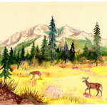 Mt Henry & Friends by John Clarke